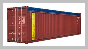 Open Top Shipping Container Sale